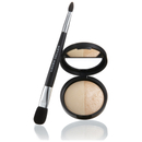 Laura Geller Baked Split Highlighter with Brush - Portofino/French Vanilla