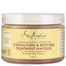 Shea Moisture Jamaican Black Castor Oil Strengthen, Grow & Restore Treatment Masque 340g