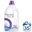 Neutral 0% Colour Liquid Laundry Detergent - 2625ml