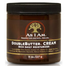Crème hydratante quotidienne DoubleButter™ d'As I Am (227 g)