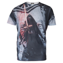 Star Wars Men's Darth Vader T-Shirt - Grey