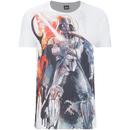Stencil Effect Darth Vader T-Shirt