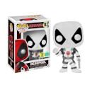 Marvel Comics Thumbs Up Deadpool Bobble-head Pop! Vinyl Figure SDCC 2016 Exclusive