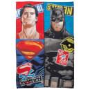 Batman v Superman Clash Polar Fleece Blanket - 100 x 150cm