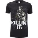 The Walking Dead Men's Killin It T-Shirt - Black