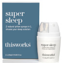 this works Super Sleep Dual Pillow Spray 40ml