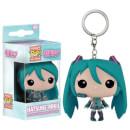 Vocaloid Hatsune Miku Pocket Pop! Keychain