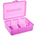 フードクリックボックス(小)- ピンク