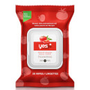 YES TO TOMATOES SALVIETTE PURIFICANTI PER VISO (PACCO DA 30)