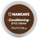 ManCave Conditioning Whisky Scented Style Cream