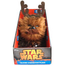 "Star Wars Chewbacca Christmas Talking Plush (Medium 9"""")"
