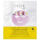 Máscara de Tecido Hidratante Flower Power FACEINC by nails inc. - Nutritiva e Suavizante