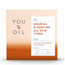 You & Oil Nourish & Nurture Soap for All Skin Types 100g