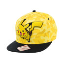 Pokémon Pikachu Snapback Cap - Yellow Camo/Black