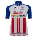 Santini Team Boels Dolmans 17 American Champion Jersey - White