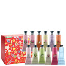 Crabtree & Evelyn Hand Therapy Gift Set - Red - 12 x 25g (Worth £72)