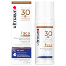 Ultrasun Tan Activator for Face SPF30 50 ml