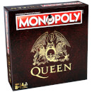 Monopoly Board Game - Queen Edition
