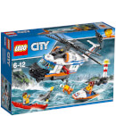 LEGO City: Coast Guard Heavy-duty Rescue Helicopter (60166)