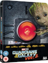 Guardians Of The Galaxy 3D (Inklusive 2D Version) -Zavvi UK Exklusives Limited Edition Steelbook
