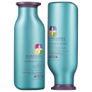 Pureology Strength Cure Shampoo 8.5oz & Cure Conditioner 8.5oz Duo (Worth $59)