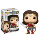 Justice League Wonder Woman Pop! Vinyl Figuur