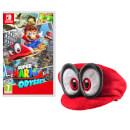 Super Mario Odyssey + Cappy Hat