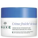 Crème hydratante Crème fraîche de beauté® pour peaux sèches NUXE 50ml