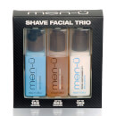 men-ü Shave Facial Trio Set
