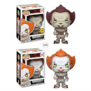 IT Pennywise with Boat Pop! Vinyl Figure with Chase