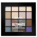 Paleta Ultimate Shadow da NYX Professional Makeup - Cool Neutrals