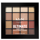 NYX Professional Makeup Ultimate Shadow Palette – Warm Neutrals