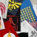 Zavvi Mystery T-Shirts – 5er Pack (Offiziell lizenzierte T-Shirts)