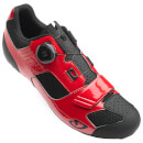 Giro Trans Boa Road Cycling Shoes - Bright Red/Black