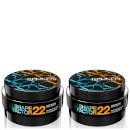 Dúo de pastas modeladoras Styling - Shape Factor 22 de Redken (2 x 50ml)