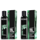 Duo de Gel a Mousse Stay High 18 da Redken (2 x 150 ml)