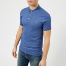 Polo Ralph Lauren Men's Slim Fit Soft Touch Polo Shirt - Faded Royal Heather
