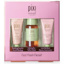 Trío Fast Flash Facial! de PIXI 139 g