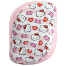 Tangle Teezer Compact Styler Hairbrush – Hello Kitty Candy Stripes