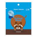 Berrisom Animal Mask Series - Raccoon 25ml