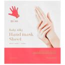 Máscara em Folha para Mãos Baby Silky da Holika Holika