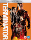 Terminator Genisys - 4K Ultra HD - Zavvi Exklusives Limited Edition Steelbook