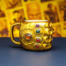 Marvel Avengers Infinity War Gauntlet Shaped Mug