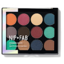 Paleta de Sombra de Olhos Make Up da NIP + FAB - Jewel 12 g