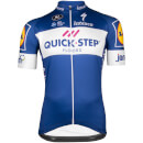 Quick-Step Short Sleeved Long Zip Jersey