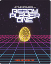 Ready Player One 3D (Includes 2D Version) - Limited Edition Steelbook