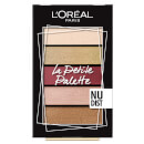 L'Oréal Paris Mini Eyeshadow Palette - 02 Nudist