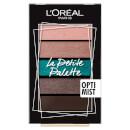 L'Oréal Paris La Petite Palette mini-palette ombretti - 03 Optimist