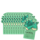 TONYMOLY I'm Real Sheet Mask Set of 10 - Aloe (Worth $30)