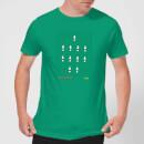 T-Shirt Homme Équipe de Baby Foot Allemagne Football - Vert Foncé
